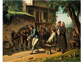 Carl Schleicher,  Wiener Maler, erwähnt zwischen 1859 und 1871