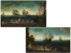 Detail images:  Gherardo Poli, geb. 1680 - 1739