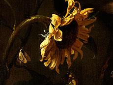 Detailabbildung: Otto Marseus van Schrieck, 1619 Nymwegen - 1678 Amsterdam