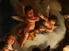 Detail images: Cesare Ligari, 1716 Mailand - 1770 Como, Schüler von Pittoni und Piazzetta