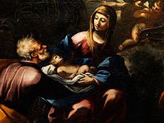 Detail images: Giovanni Andrea Donducci, genannt Il Mastelletta, 1575 Bologna - 1655
