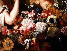 Detail images: Gaspar Pieter Verbruggen, d. J., 1664 Antwerpen - 1730 Lille