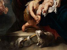 Detail images: Cornelis Schut d. Ä., 1597 Antwerpen - 1655 Antwerpen