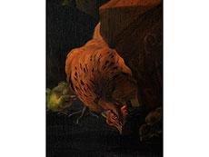 Detail images: Abraham Bisschop, 1670 Dordrecht - 1731 Middelburgh