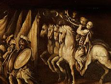 Detail images: Antonio Tempesta, 1555 Florenz - 1630 Rom, zug.