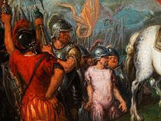 Detail images: Simon de Vos, 1603 Antwerpen - 1676 Antwerpen