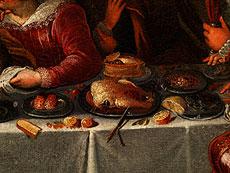 Detail images: Flämische Schule des 17. Jahrhunderts, Umkreis Frans Francken