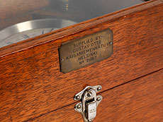 Detail images: Marinechronometer, Ulysse Nardin