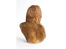 Detail images: Marmorbüste des Gottes Zeus