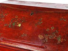 Detail images: Kleiner Lacksekretär