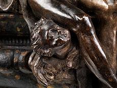 Detail images: Massimiliano Soldani, 1656 - 1740 Florenz, zug.