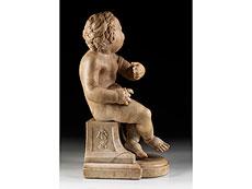 Detail images: Italienischer Bildhauer in Stilnachfolge/ Umkreis des Luca della Robbia, 1400 - 1481