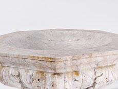Detail images: Große Marmorschale