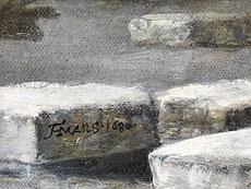 Detail images: T. Heeremans, holländischer Maler, tätig in Haarlem, zwischen 1640 und 1697 nachweisbar