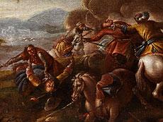Detail images: Francesco Simonini, 1686 - 1753