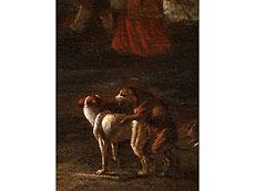 Detail images: Meister im Umkreis von Pieter van Laer