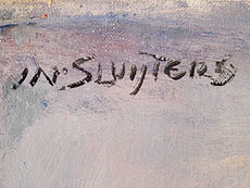Detail images: Jan Sluyters, 1881 - 1957