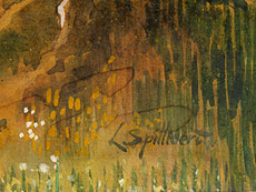 Detail images: Léon Spilliaert, 1881 - 1946