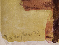 Detail images: Eduard Bargheer, 1901 Finckenwerder - 1979 Hamburg