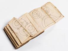 Detail images: Buch über mechanische Uhren von 1756 mit 16+1 Kupfern