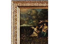 Detail images: Flämischer Maler in der Stilnachfolge von Jan Brueghel