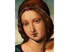 Detail images: Maler der umbrischen Schule des 15./ 16. Jahrhunderts