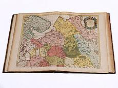 Detail images: Atlas - De L´Isle