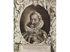 Detailabbildung: Römisch-deutsche Kaiser