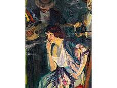 Detail images: Leopold Illenz, 1882 Arab - 1933 München