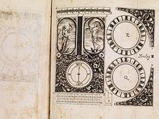Detail images: Reich illustriertes Werk über Uhren