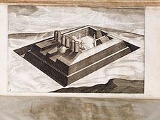 Detail images: Architektur und Perspektive mit 16 Kupfertafeln