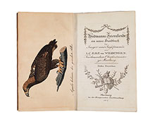 Detail images: Wildungen, L. C. E. H. F. von. Weidmanns Feierabende, ein neues Handbuch fur Jäger und Jagdfreunde