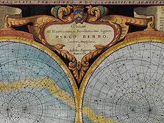 Detail images: Coronelli, Vincenzo Mari
