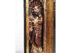 Detail images: Relief-Triptychon