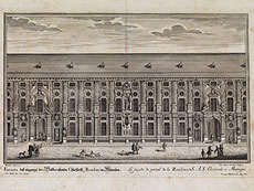 Detail images: Satz von fünf Kupferstichen, 18. Jahrhundert