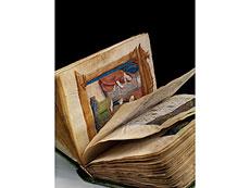 Detail images: Meister von Gotha - Stundenbuch für den Gebrauch von Rom