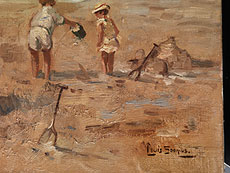 Detail images: Louis Soonius, 1883 - 1956