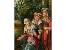 Detail images: Flämischer Manierist um 1570/ 80