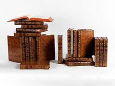 Detail images: Bibliothek Nr. 2, Teil 3 Library No. 2, Part 3