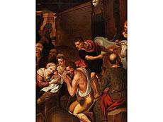 Detail images: Flämischer Maler des 17. Jahrhunderts in Art von Frans Floris