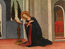 Detail images: Maler der Florentiner Schule des 15. Jahrhunderts