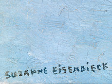Detail images: Suzanne Eisendieck, 1908 Danzig - 1998 Paris