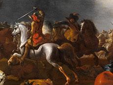Detail images: Jan Jacobsz van der Stoffe, 1611 Leyden - 1682, zug.