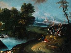 Detail images: Maler des 17. Jahrhunderts
