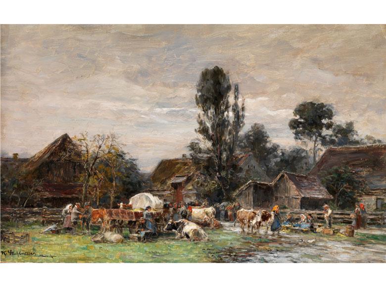 Karl Stuhlmüller, 1858 München - 1930 Etzenhausen
