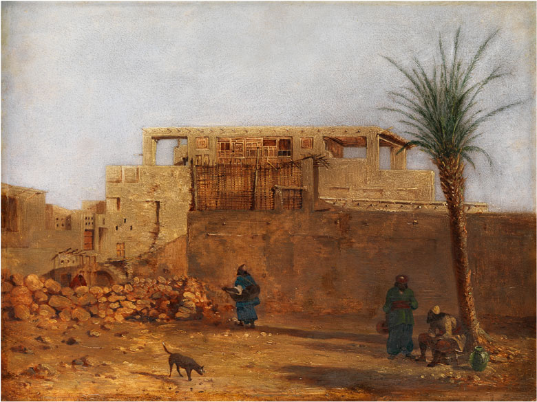 Charle-Théodore Frere, 1814 - 1888