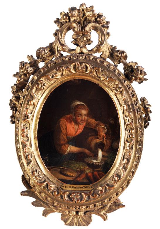 Maler der holländischen Schule des 17./ 18. Jahrhunderts