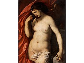 Francesco Furini, 1604 - 1646, zug./ Art des