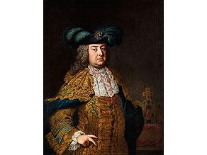 Martin van Meytens, 1695 - 1770 Wien, Hofmalerwerkstätte des