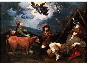 Maler des 17. Jahrhunderts nach Abraham Bloemaert